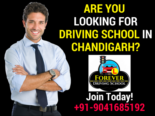 Are You looking for Driving School in Chandigarh?