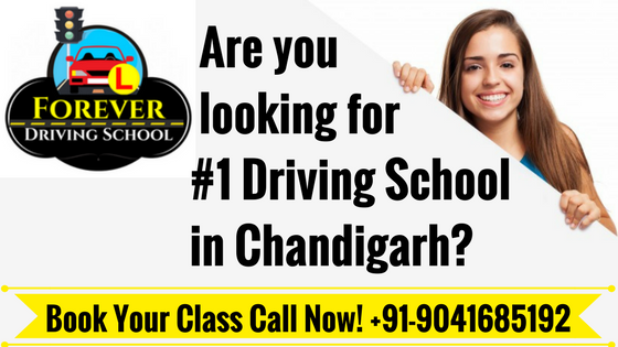 Are you looking for #1 Driving School in Chandigarh?