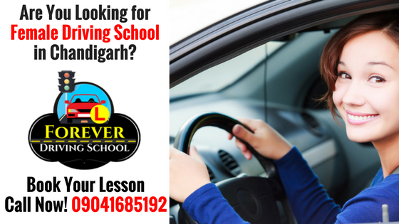 Are You Looking for Female Driving School in Chandigarh?