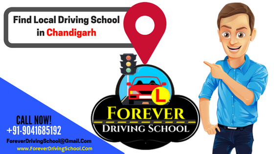 Find Local Driving Schools in Chandigarh