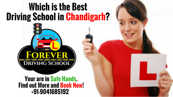 Which is the Best Driving School in Chandigarh?