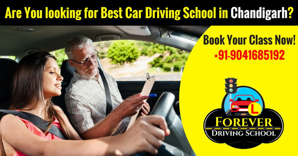 Are You looking for Best Car Driving School in Chandigarh?