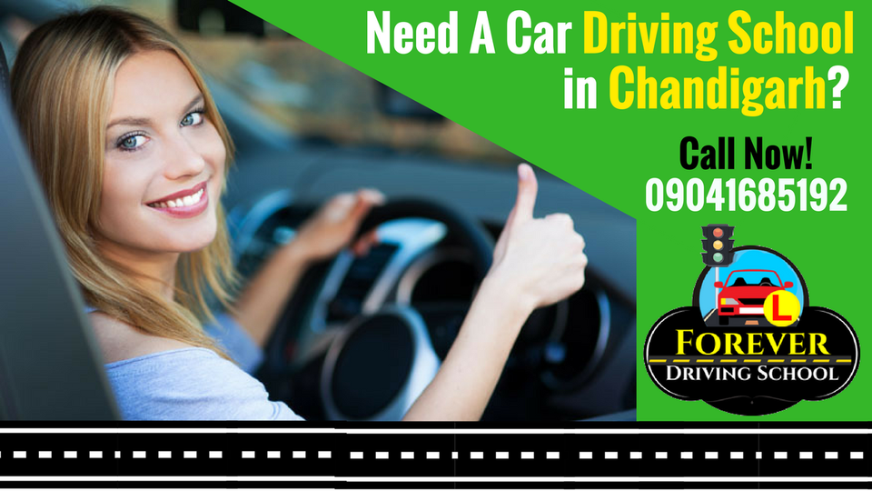 Need A Car Driving School in Chandigarh?