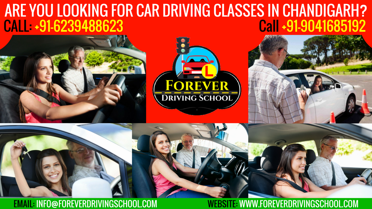Are You Looking For Car Driving Classes In Chandigarh?